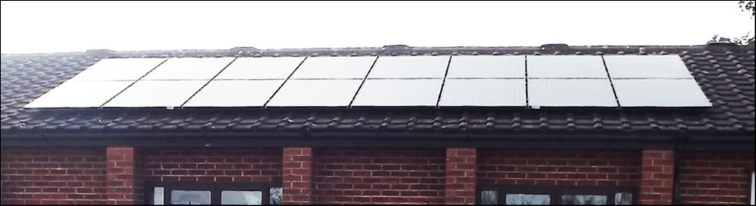 Solar panel Installation Derby